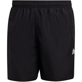 adidas Solid CLX Short Length Shorts Herren black